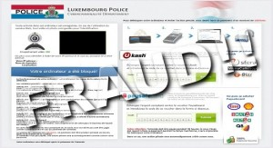 Cybercriminalité fraude Luxembourg