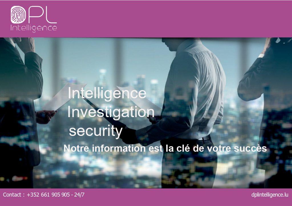 Détective privé Luxembourg - Agence de détectives privés