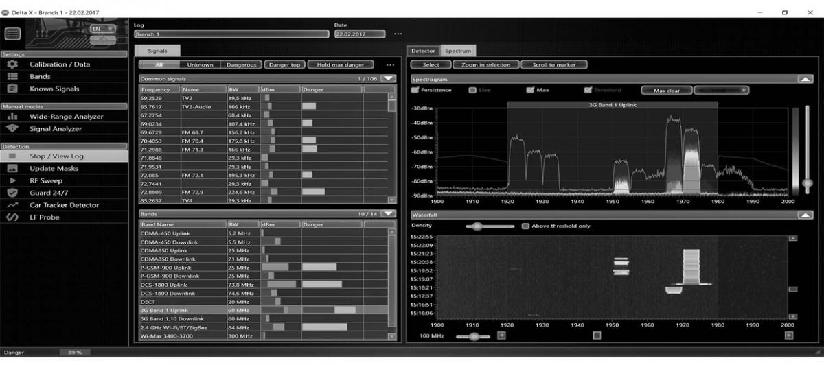 TSCM _contre-espionnagecontre-mesures-électroniques - Contre-mesure Countermeasure détection de micro espion agence de contre-espionnage